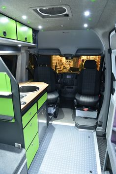 RV Paint RV Paint Ideas If you ve been living in RV or been traveling with it a. Mercedes Sprinter, Sprinter Camper, Benz Sprinter, Ford Van Conversion, Sprinter Van Conversion, Custom Camper Vans, Custom Campers, Nissan Vans, Paint Rv