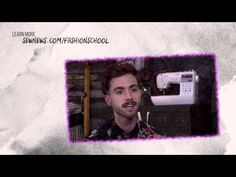 Check out the preview Fashion School Crash Course! Episode 3, with Gunnar Deatherage talks about the importance of fit, drape, seaming, darts and more!    Get an inside look into fashion design with Project Runway Alumni as your guide. #sewing #fashion #fashinodesigns