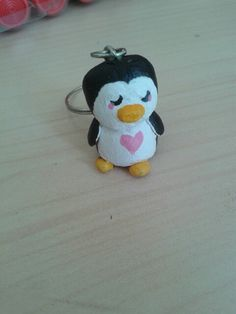 #Clay #penguin