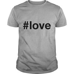 Love - Hashtag Design (Black Letters) - Women's Scoop Neck T-Shirt #gift #ideas #Popular #Everything #Videos #Shop #Animals #pets #Architecture #Art #Cars #motorcycles #Celebrities #DIY #crafts #Design #Education #Entertainment #Food #drink #Gardening #Geek #Hair #beauty #Health #fitness #History #Holidays #events #Home decor #Humor #Illustrations #posters #Kids #parenting #Men #Outdoors #Photography #Products #Quotes #Science #nature #Sports #Tattoos #Technology #Travel #Weddings #Women