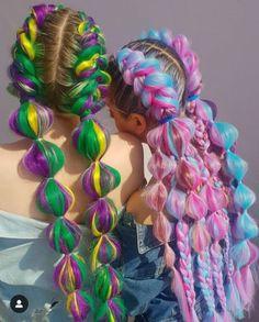 Festival braids colorful braids hairstyles boho half up 50 ideas for 2019 festival boho braids festival hairstyles ideas festival braids boho braids hairstyles boho half up 50 ideas for 2019 festival festival braids how to Rave Hair, Braided Hairstyles, Cool Hairstyles, Festival Braid, Hair Colorful, Galaxy Hair, Coachella Hair, Natural Hair Styles, Long Hair Styles