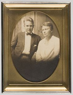 Mary Lincoln Beckwith & Robert Lincoln Beckwith