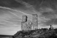 Reculver Towers...... by TRM-photography.co.uk, via Flickr