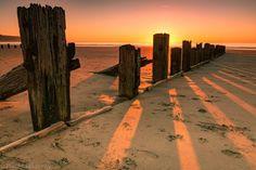 barmouth seashore by Jonas2112 - Show The Beach Photo Contest