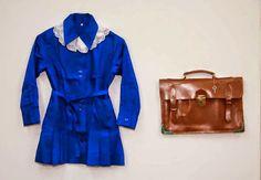 Δείτε τις μαθητικές φωτογραφίες της Αλίκης, της Μελίνας και της Τζένης Best Memories, Childhood Memories, Greek History, Old Advertisements, Capsule Outfits, Greece, Raincoat, Leather Jacket, Shirt Dress