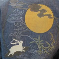 The Moon Rabbit  www.foxandbunny.siterubix.com  #FoxStore #FoxItems #BunnyItems #RabbitItems #FoxFashion #RabbitFashion #BunnyFashion
