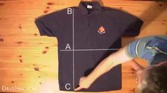 Video HOW TO - Fold a shirt in 2 seconds!!!  super smart way to quickly fold a shirt.  Kids will love to do this.  NEAT!