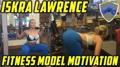 Iskra Lawrence 2016 Fitness Model: Female Fitness Motivation - Workout &...