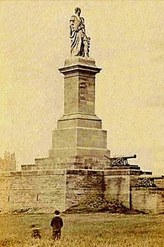 Erected by public subscription in North Shields, North East England, Our Town, American War, North Sea, Royal Navy, Newcastle, Statue Of Liberty, Cathedral