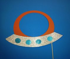 This listing is for a 1 piece Spaceship photo booth prop.      ? Please leave date of event at checkout.  ? All props made with quality