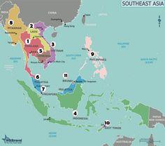 sudeste asiatico.. recorrido para hacer
