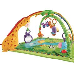 Get the best deals for Fisher-Price Rainforest Gym (0-12 Months) here - Product https://www.everything4youbabies.com/index.php/catalog/product/view/id/735/s/fisher-price-rainforest-gym-0-12-months/  #other #fisherprice