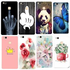 """[Visit to Buy] #Advertisement huawei p10 lite case cover luxury back silicon funda protect capa 5.2""""huawei p10 lite case huawei p8 lite case P9 lite soft case"""
