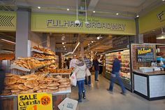 Best New Food Shops: Whole Foods Market Fulham | Londonist