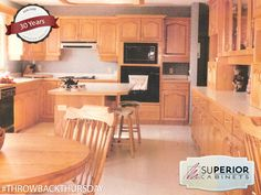 #throwbackthursday #tbt #classic #kitchen