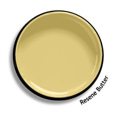 Resene Butter is a pale husk yellow, modest and chic. From the Resene Heritage colours collection. Try a Resene testpot or view a physical sample at your Resene ColorShop or Reseller before making your final colour choice. www.resene.co.nz
