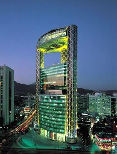 Jongno Tower, Seoul, Korea