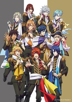 Photos and videos by utapri_official (@utapri_official) | Twitter