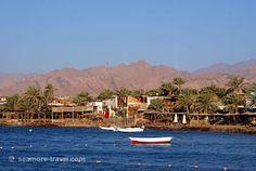 Dahab, Egypt, Red Sea Riviera. Spent Spring Break here in 1995.