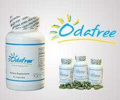 Odafree - Fecal & Gas Odor Pills | DudeIWantThat.com