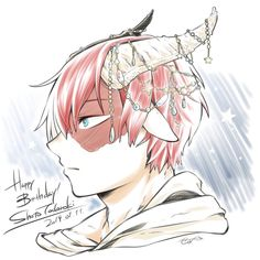 My Hero Academia Shouto, Secret Love, Shirtless Men, Boku No Hero Academy, Drawing Tips, Anime, Drawings, Cute, Character