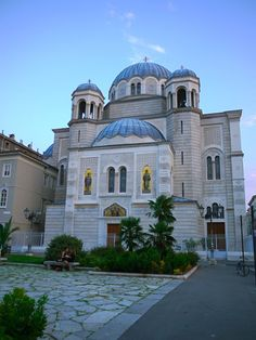 One of the most beautiful places of worship in Trieste - San Spiridione the Serbo-Orthodox Church. #trieste #bestoftrieste.com