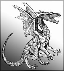 Drawings of Dragons Can Pack a Fiery Punch