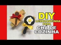 ★LEMBRANCINHA PARA CHÁ DE COZINHA - Imã de geladeira♥ Artesanato, decora...