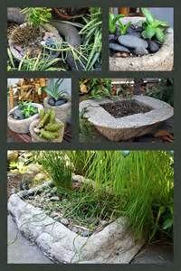 diy hypertufa projects | Making Hypertufa pots | jesse garden