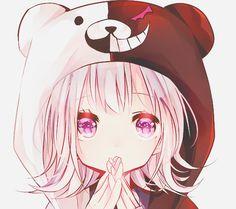 Chiaki Nanami   Danganronpa #anime #chibi