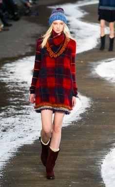 Tommy Hilfiger fall/winter 2014-15 New York