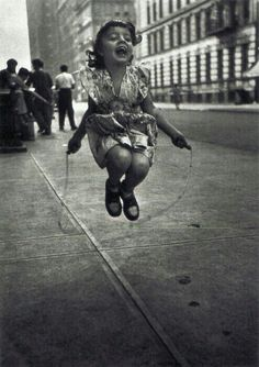 Lester Talkington Skipping Rope Children Fun Black and White Photography Action Photography, Street Photography, Art Photography, Black White Photos, Black And White Photography, Duane Michals, Photo Vintage, Portraits, Pics Art