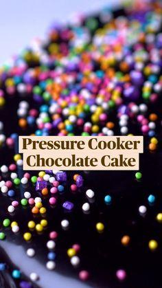 Fun Baking Recipes, Snack Recipes, Cooking Recipes, Chocolate Nestle, Chocolate Cakes, Dessert Bars, Dessert Table, Sheera Recipe, Cooker Cake