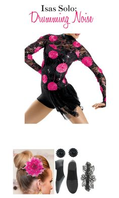 """0317. Isas Solo"" by hiimmichelle on Polyvore featuring Bloch, claire's and Dorothy Perkins"