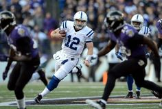 """""""AFC South Unanswered Questions: Why Did Andrew Luck Stop Running?"""" Bleacher Report (January 22, 2013)"""