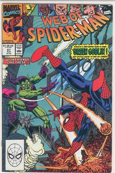 Title: Web Of Spider-Man | Year: 1985 | Publisher: Marvel | Number: 67 | Print: 1 | Type: Regular | TitleId: 11f736ac-5495-40c0-8d49-98b9608736e7