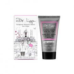 Dr. Lipp Original Nipple Balm for Lips | Birchbox Don't let the name scare you! Perfect for long lasting protection for your lips! $16.50