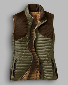 Women's Microtherm® Stormdown® Field Vest | Eddie Bauer