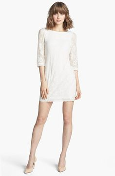 Sanctuary Lace Dress available at #Nordstrom