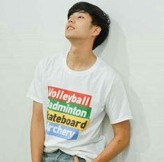 banking thiti banking thiti B - banking Bank Thiti, Badminton, Actor Model, I Love Him, Volleyball, My Eyes, Hot Guys, Cool Photos, Thailand