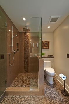 Small Master Bathroom Design Ideas, Pictures, Remodel and Decor