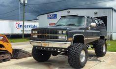 K5 Blazer #Chevy