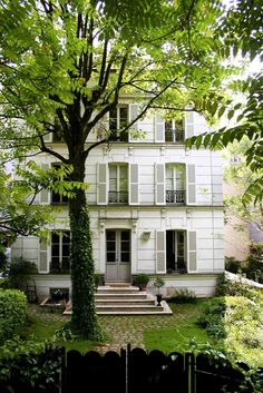 Hotel Particulier Montmartre, a peaceful heaven in the heart of Paris.