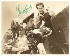 """Ward Bond Signed studio 8x10 """"Drums Along The Mohawk"""" Deceased 1960 JSA"""