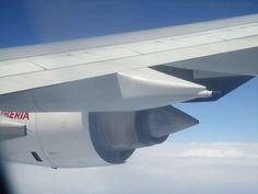 Da Janela do Avião II - A Asa | Fotografia de JouElam | Olhares.com