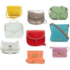 Fashion Trend: Messenger Bags
