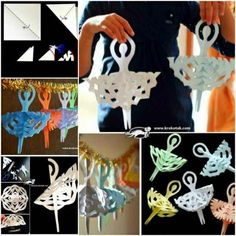 ThesePaper Snowflake Ballerinas are pretty as a picture and they look fabulous!They're fun to make and you'll love the results! You can make a Chandelier or hang them on your Tree. click here >>PAPER BALLERINA SNOWFLAKE TUTORIAL AND TEMPLATE click here >>PAPER BALLERINA SNOWFLAKE TUTORIAL AND TEMPLATE click here >>PAPER BALLERINA SNOWFLAKE TUTORIAL AND TEMPLATE …