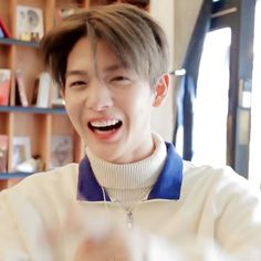 He's so cute ❤❤❤ Bae Jinyoung Produce 101, First Rapper, Hyun Suk, Ong Seongwoo, Most Beautiful People, Kim Jaehwan, Ha Sungwoon, 3 In One, Boyfriend Material