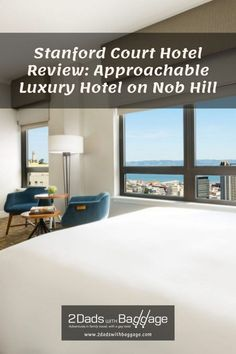 Stanford Court Hotel Review: Approachable Luxury Hotel on Nob Hill - Hotel Corridor, Fairmont Hotel, Living Room Lounge, Living In San Francisco, Family Vacation Destinations, Hotel Reviews, Baggage, Travel Around The World, Family Travel
