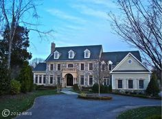 Traditional-Colonial on 1.75 acres
